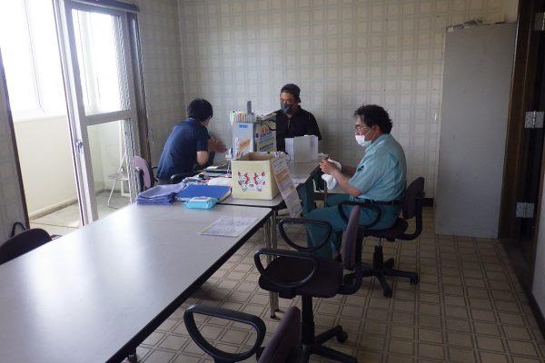 令和3年度の献血活動を実施しました。